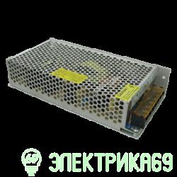 Ecola Блок питания для св/д лент 12V 150W IP20 200х98х42 (интерьерный) B2L150ESB