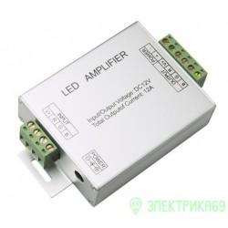 Усилитель для RGB лент, 12V/3x4A Jazzway .1002150