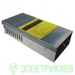 Ecola Блок питания для св/д лент 200W 220V-12V IP53 225х108х58 B3L200ESB