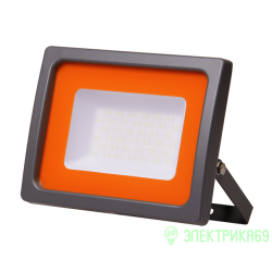 Jazzway прожектор св/д 50W(4250lm) 6500K 180x175x45 IP65 SMD PFL-SC .5001435
