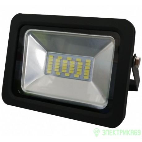 ASD/LLT прожектор св/д СДО-5-20 20W(1600lm) SMD 6500K 6K 150x110x27 160-260V IP65