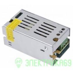 Ecola Блок питания для св/д лент 12V 15W IP20 70x40x30 (интерьерный) B2L015ESB