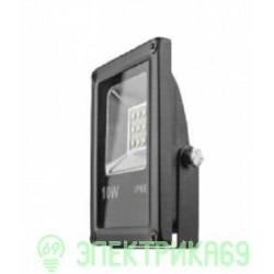 ОНЛАЙТ прожектор св/д 10W(800lm) SMD 4000K 4K 115х85x35 OFL-10-4K-BL-IP65-LED 71656