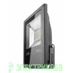 ОНЛАЙТ прожектор св/д 30W(2400lm) SMD 4000K 4K 225x185x50 OFL-30-4K-BL-IP65-LED 71657