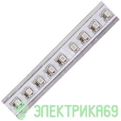 Ecola Лента св/д 220V 14x7 7.2W/m 30Led/m IP68 RGB (цена за метр/бухта 10 м) S10M07ESB