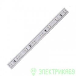 Ecola Лента св/д 220V 14x7 7.2W/m 30Led/m IP68 RGB (цена за метр/бухта 20 м) SA2M07ESB