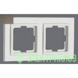 Mono DESPINA рамка СУ 2 мест. Бронза 102-230000-161