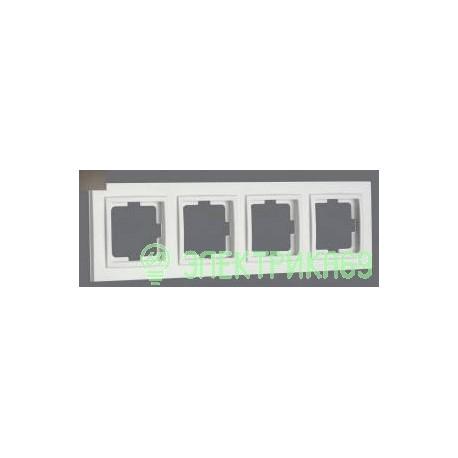 Mono DESPINA рамка СУ 4 мест. Бронза 102-230000-163