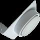 Ecola GX53-N82 св-к настенный угловой Белый 52x130х111 FW5382ECB