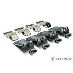 ASD/LLT комплект подвесов потолочный для панели св/д LP (длинный 5см) (цена за компл. 4шт.) 021.0111