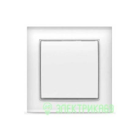 UNIVersal Бриллиант выкл. СУ 1 кл. бел. (пласт. осн.) 7947366