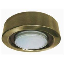 Ecola GX53-FT3073 св-к накладной Широкий Черненая бронза 32х130 FN5330ECB