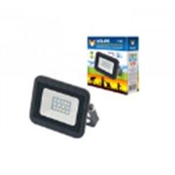 Volpe прожектор св/д 10W(750lm) 6500K 220-240V металл/черный IP65 ULF-Q511 10W/DW