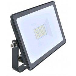 КОСМОС прожектор св/д 20W(1600lm) SMD 6500K 6K 146x111x40 160-260V IP65 K_PR5_LED_20