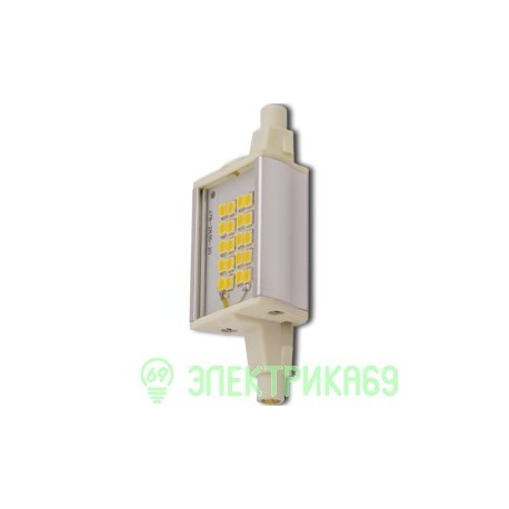 Ecola прожекторная F78 R7s 4.5W 4200 4K 78x20х32 J7LV45ELC