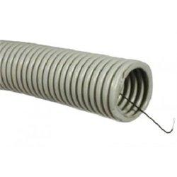 T-plast (Wimar) труба гофр. ПВХ d 20мм с зондом (бухта 25м) цена за 1м 55-01-006-0002