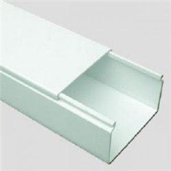 T-plast кабель-канал ПВХ 100х40 белый 2м (цена за 1м) 50-01-001-0015