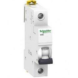 Schneider Acti 9 автоматический выкл. iK60 1P 10А 6кА х-ка С 440В A9K24110