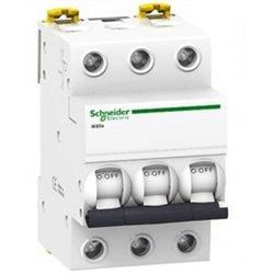 Schneider Acti 9 автоматический выкл. iK60 3P 25А 6кА х-ка С 440В A9K24325