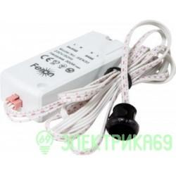 Feron Датчик движения и освещенности 230V 500W 5-8см 30° белый с 1.5м кабелем SEN30 22068