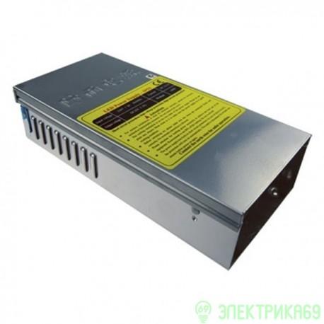 Ecola Блок питания для св/д лент 150W 220V-12V IP53 225х108х58 B3L150ESB