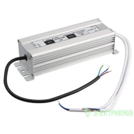 Блок питания для св/дных лент 12V/5.0A, 60W, IP67 (герметич.) ZC-BSPS-12V5A60W Jazzway