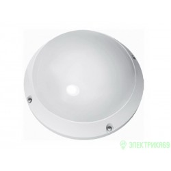 Navigator св-к св/д IP65 12W(870lm) круг белый 235x94 NBL-PR1-12-4K-WH-IP65-LE94839