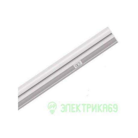 Uniel св-к св/д линейный 14W(1000lm) 4200 метал L1152, c выкл., серебро ULI-L02-14W-4200K-SL