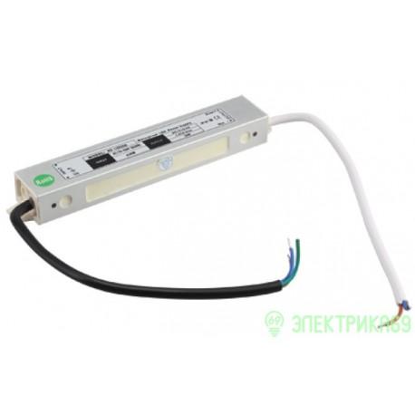 Блок питания для св/дных лент 12V/1.6A, 20W, IP67 (герметич) Jazzway 3329242