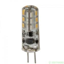 ASD G4 12V 3W 3000К 2K 40х15 силикон standard