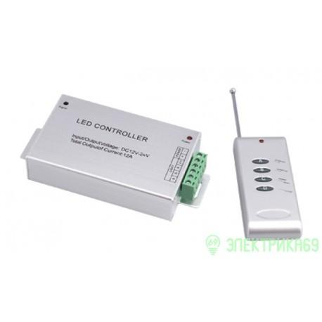 Контроллер для RGB лент, радио-пульт, 12V/12A, ZC-2000RC Jazzway .3327392