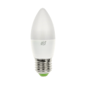 ASD Свеча C37 E27 5W 3000К 2K 104x37 пластик/алюм standard