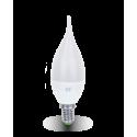 ASD Свеча на ветру C37 E14 7.5W 3000К 2K 115x37 пластик/алюм standard