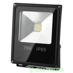 ЭРА прожектор св/д 70W(4900lm) COB 6500K 335x290x70 IP65 6K LPR-70-6500К-М