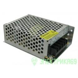 Ecola Блок питания для св/д лент 12V 60W IP20 112х80х37 (интерьерный) B2L060ESB