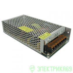 Ecola Блок питания для св/д лент 24V 200W IP20 (интерьерный) D2L200ESB