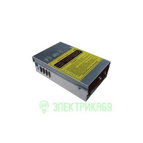 Ecola Блок питания для св/д лент 60W 220V-12V IP53 156х104х51 B3L060ESB