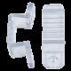 Ecola Скоба крепежная 220V 12x7 IP68 (10 шт в уп, цена за уп) SCHL12ESB