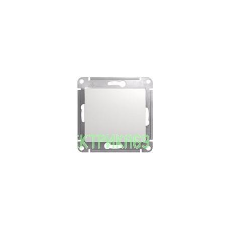 Schneider GLOSSA мех. выкл. СУ 1 кл. бел. (пласт. осн.) GSL000111