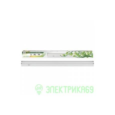 ASD/inHome св-к св/д линейный для растений 12W 894x34x28 шнур питания, коннект. IP40 пластик 6284