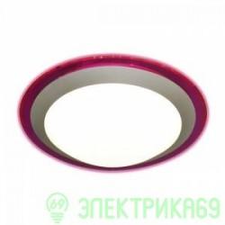 Estares св-к накладной св/д 16W(1400lm) Белый 4K d330x79мм фиолет ALR-16 Purple