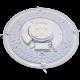 Estares св-к накладной св/д A-play 60W(4900lm) 2K-4K-6K d527x65мм ПУЛЬТ ДУ, динамик, RGB подсветка
