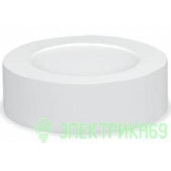 ASD/inHome св-к накладной св/д NRLP-eco 18W(1260lm) 4000K 4K 225x37 белый, пластик., IP40 8134