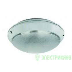 """TDM св-к ЖКХ НПП 105 """"Луна"""" E27 2х25W пластик серый IP64 SQ0328-0013"""