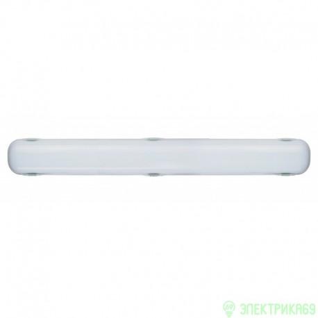 Ultraflash св-к св/д (замена ЛСП) 18W(1500lm) 6500K пластик/матовый 600x105мм IP65 LWL-5021N-14DL