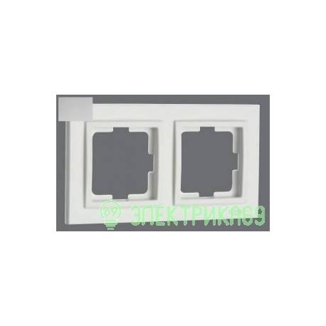 Mono DESPINA рамка СУ 2 мест. Серебро 102-210000-161