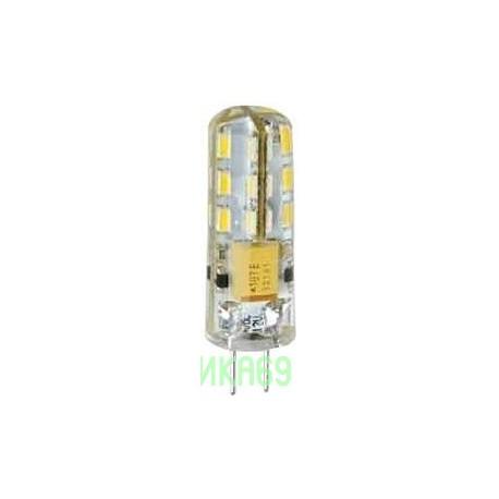 Ecola G4 220V 1.5W 4200K 4K 320° 35x10 G4RV15ELC