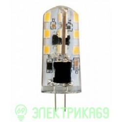 Ecola G4 220V 3W 2800K 2K 320° 42x16 Premium G4KW30ELC