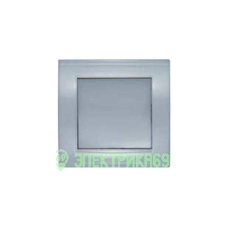 UNIVersal Бриллиант выкл. СУ 1 кл. серебро (пласт. осн.) 7949612