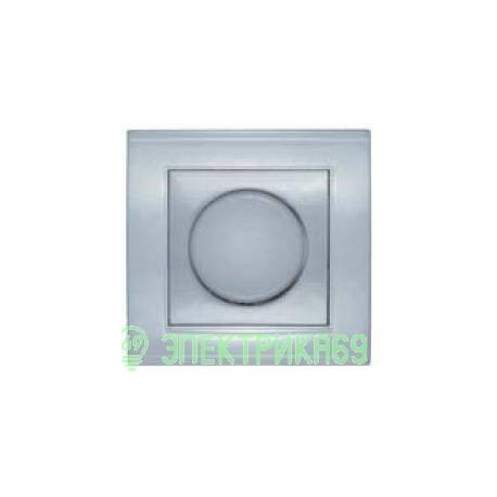 UNIVersal Бриллиант диммер СУ 1 кл. серебро 500Вт (пласт. осн., 250В) 7949674